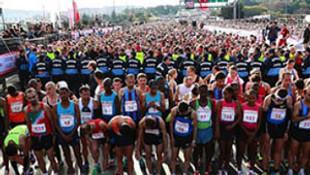 Vodafone İstanbul Yarı Maratonu başlıyor
