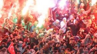 Kocaelispor 3. Lig'e yükseldi