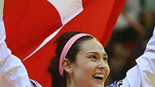 İrem Yaman Avrupa Şampiyonu oldu