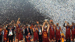 Galatasaray'da Hedef Final-Four