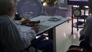 Fidel Castro tarihi maçı Evo Morales'le izledi