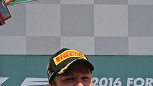 Rosberg'den 6. zafer !