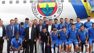 Fenerbahçe, Odessa'da ! İşte kamp kadrosu