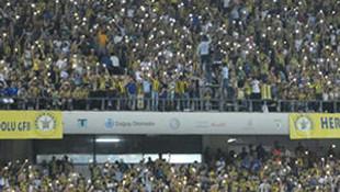 PFDK'dan Fenerbahçe'nin 3 tribününe ceza