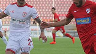 Samsunspor'da galibiyet hasreti