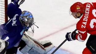 Türkiye buz hokeyi tarihinde bir ilk