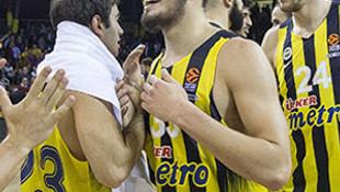 2'de 2 yapan tek Türk takımı Fenerbahçe