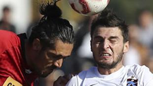 Trabzonspor öldü öldü dirildi !