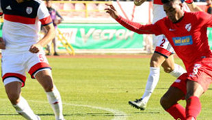 5 gollü maçta kazanan Boluspor