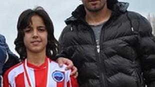 Barcelona, 12 yaşındaki Emre Demir'i antrenmana davet etti