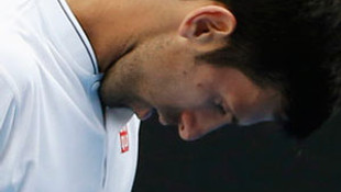 Avustralya Açık'ta Djokovic şoku