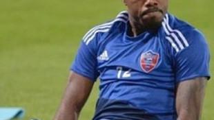 Traore Beşiktaş'a karşı yok
