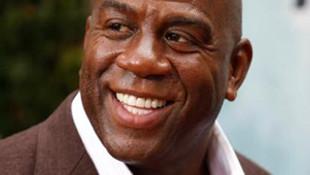 Lakers'ın yeni başkanı Magic Johnson