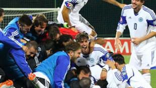 Tarihi maç: San Marino - Andorra