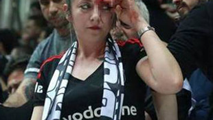 Beşiktaş maçında olay çıktı !