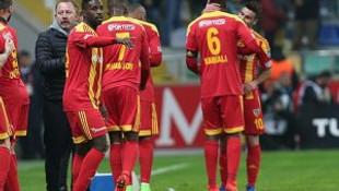 Kayserispor, Beşiktaş'tan çekinmiyor