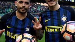 Inter Atalanta'ya gol yağdırdı: 7-1