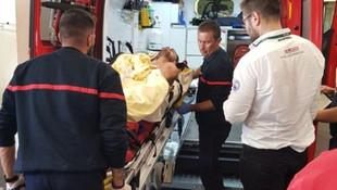 Kenan Sofuoğlu kaza geçirdi !