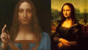 Erkek Mona Lisa'ya servet ödenecek
