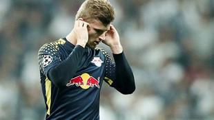 Werner için Leipzig'den flaş karar !