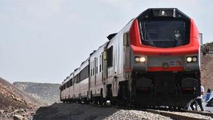 BTK demiryolu hattında ilk sefer 30 Ekim'de