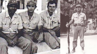 Devlet Bahçeli'nin askerlik fotoğrafı ortaya çıktı