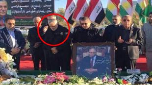 İran'ın sır komutanı ortaya çıktı