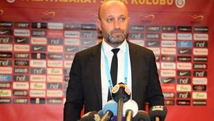 Cenk Ergün: ''Kaptan umarım arkadaşlara örnek olmuştur''