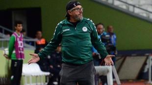Reşit Akçay: ''3 pozisyon buldular 2 gol attılar''