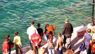 Herkes oltayla balık yakalar bakın o ne yakaladı !