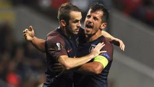 Trabzonspor Edin Visca'yı bitiriyor