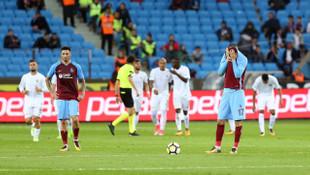 Trabzonspor - Akhisarspor: 1-6