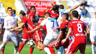 Kasımpaşa - Sivasspor: 2-3