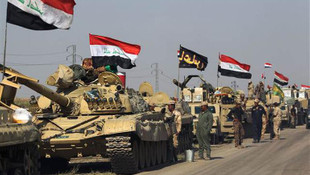 Irak ordusu ilerliyor ! Kritik noktalar ele geçirildi