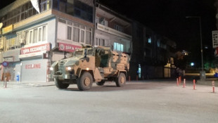 Hakkari'de sokağa çıkma yasağı ilan edildi