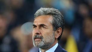 Aykut Kocaman: ''Galatasaray'ı yenip döneceğiz''