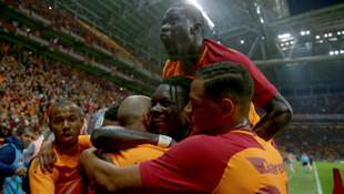 Galatasaray 21. şampiyonluğuna koşuyor