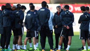 Monaco maçı öncesi Şenol Hoca tedirgin