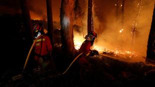 Portekiz'de yangın faciası: 27 ölü