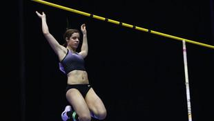 2017'nin en iyi kadın sporcusu Katerina Stefanidi
