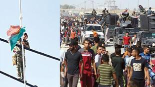 Barzani'ye 24 saatte ağır darbe