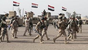 Irak güçleri Kerkük ve Sincar'dan sonra Mahmur'a girdi