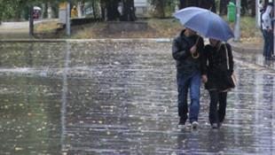 5 il için yağış uyarısı
