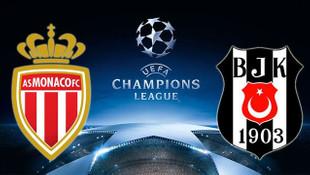 Monaco-Beşiktaş maçı hangi kanalda ?