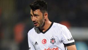 Beşiktaş'ta Tolgay Arslan'la yollar ayrılıyor