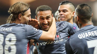 Monaco - Beşiktaş: 1-2