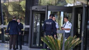 Genel müdür yardımcısı otelde ölü bulundu !
