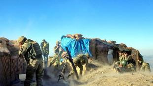 Zap'ta öldürülen terörist sayısı 24'e yükseldi