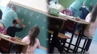 Öğrenci darp eden öğretmenden şoke eden savunma