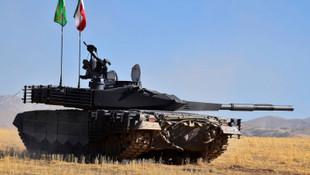 ''İran sınıra tank yığdı'' iddiası !